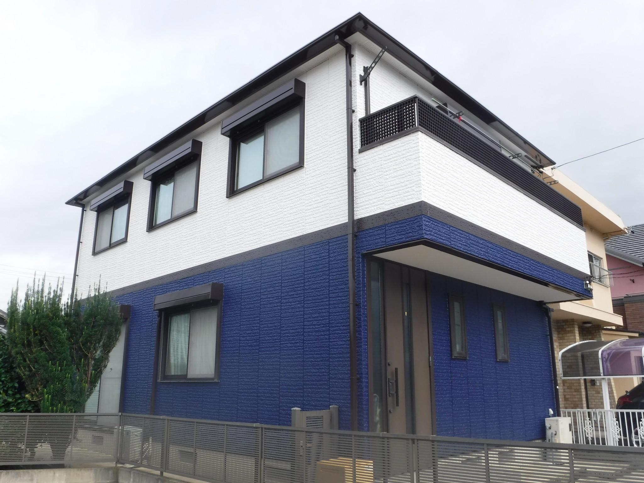 江南市 S様 外壁塗装工事