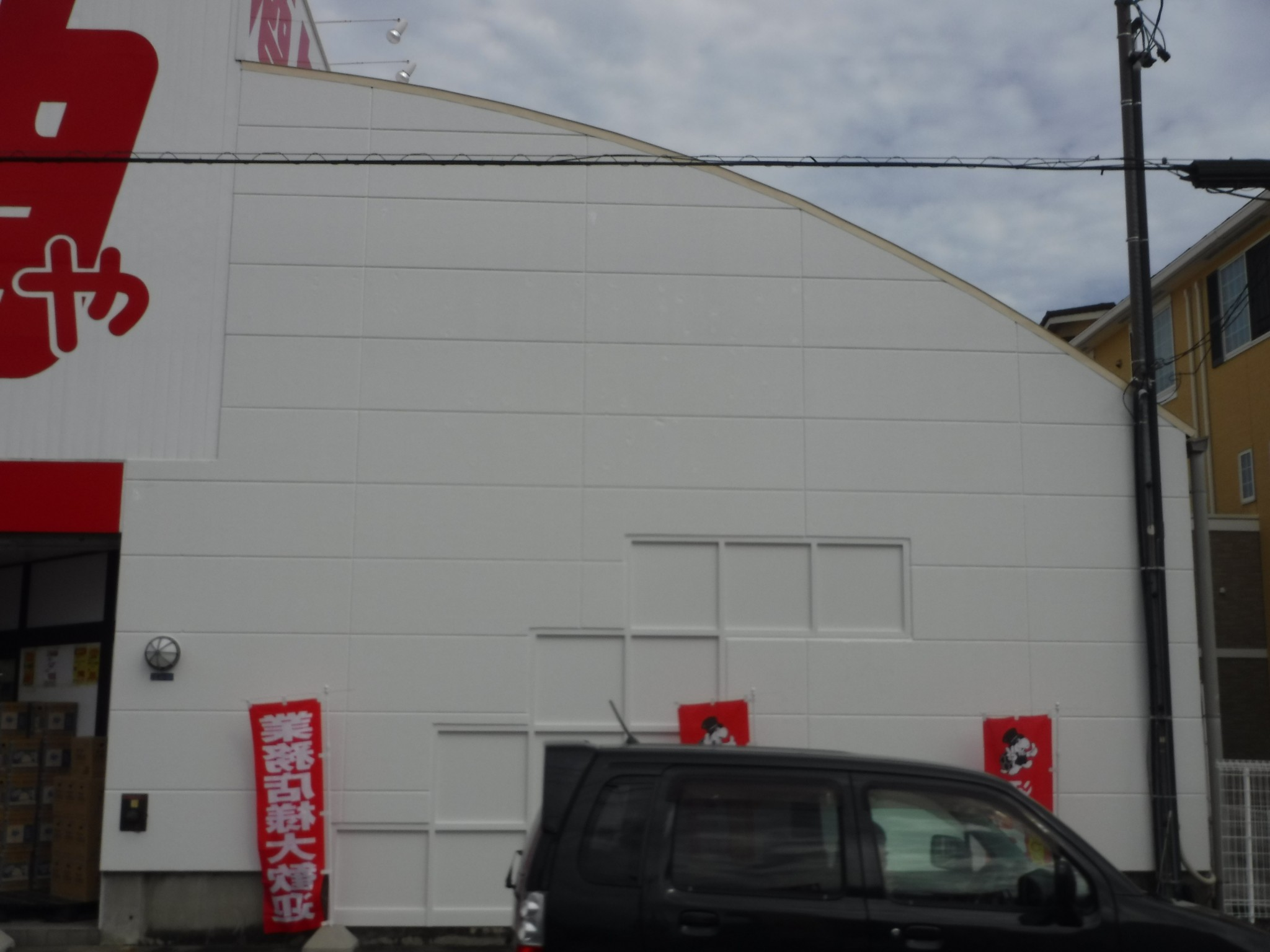 一宮市 S店舗様 外壁塗装工事