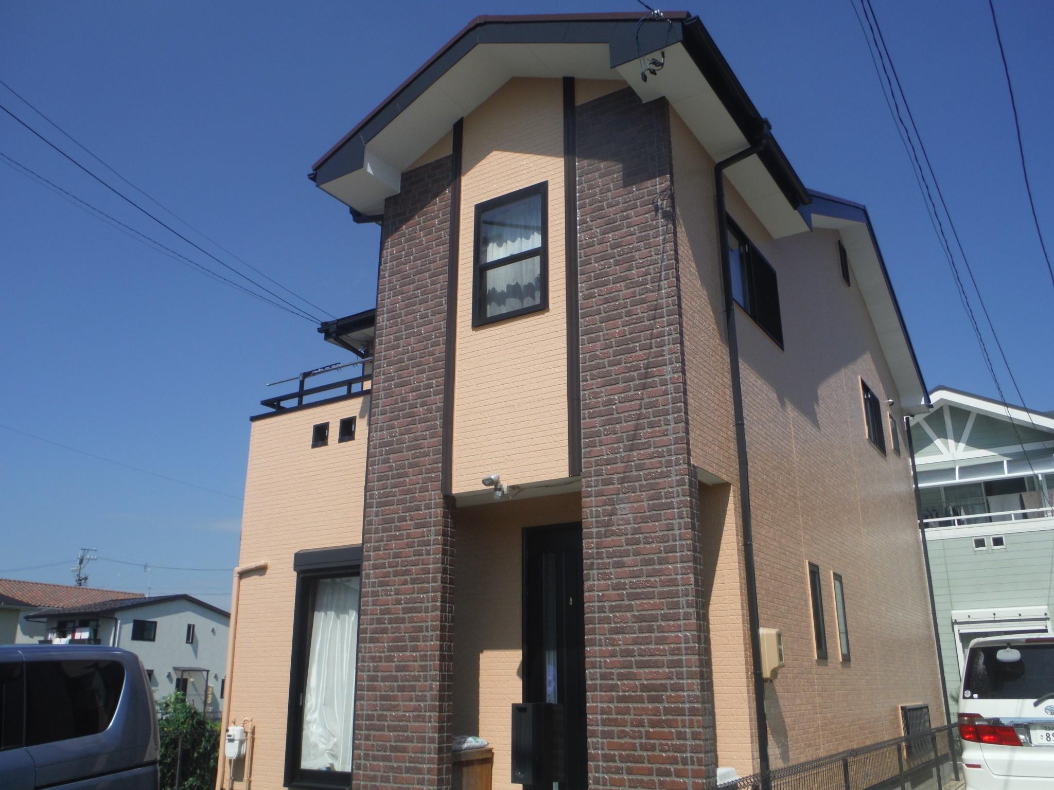 一宮市 Y様邸 外壁塗装・屋根塗装工事