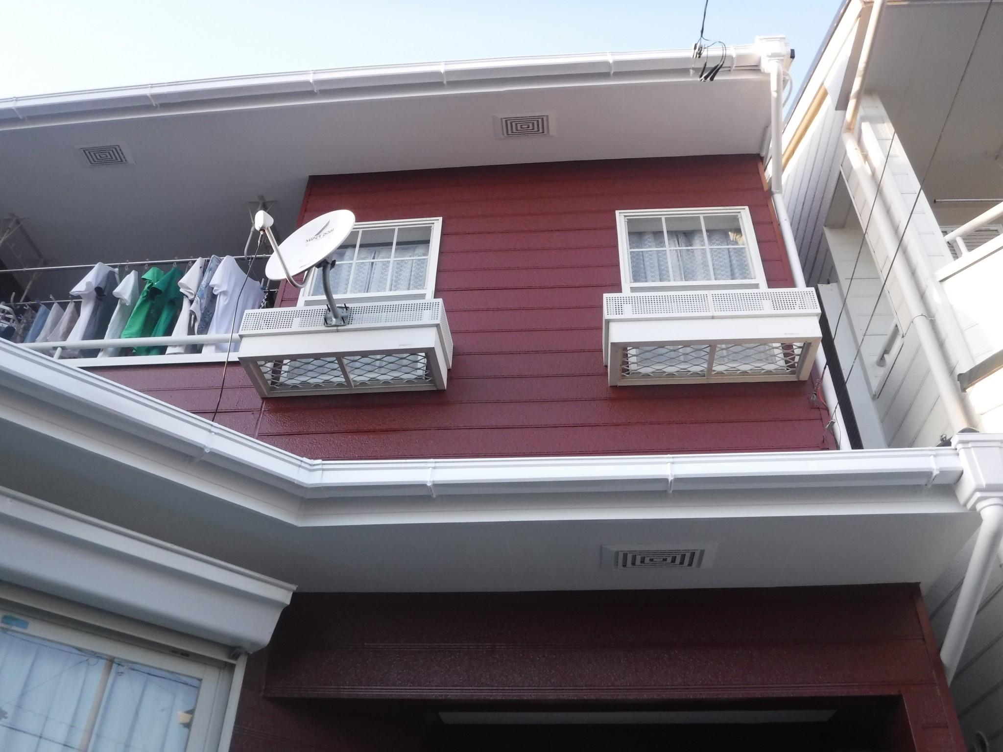 江南市 T様 外壁塗装工事