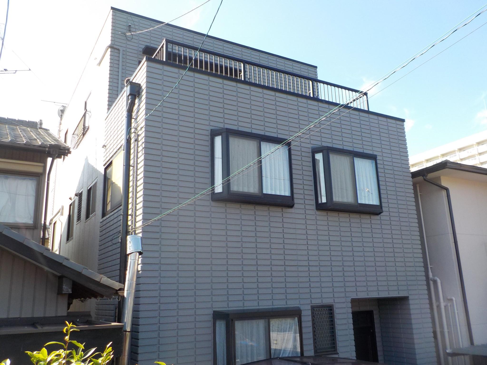稲沢市 N様 外壁塗装工事