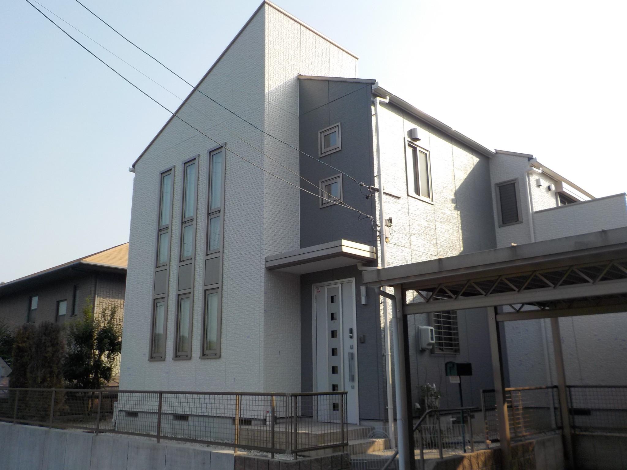 春日井市 T様 外壁塗装工事