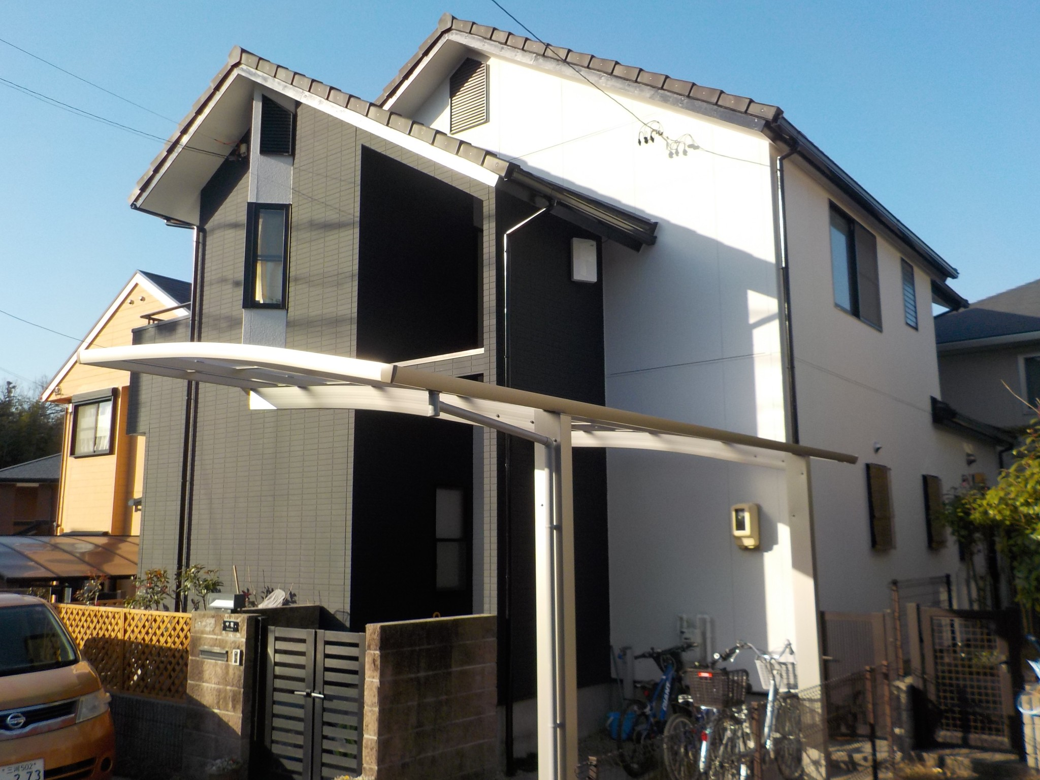 日進市 N様 外壁塗装・屋根塗装工事