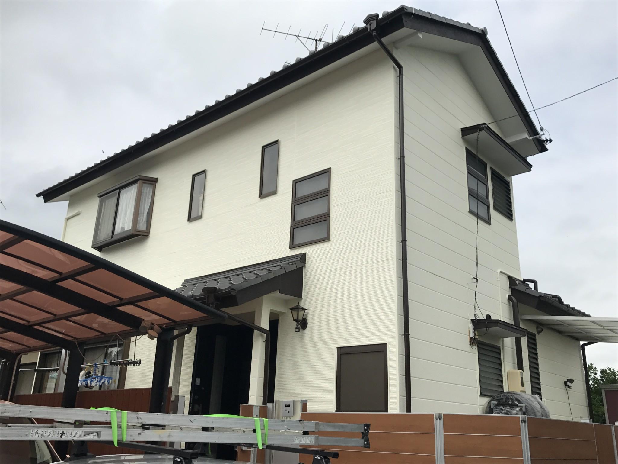 稲沢市 H様 外壁塗装工事