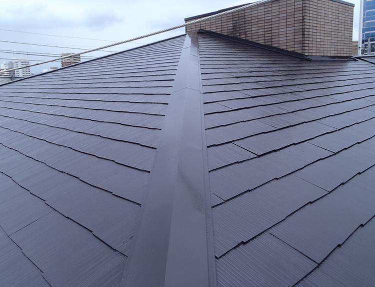 名古屋市 Tビル 屋根塗装工事
