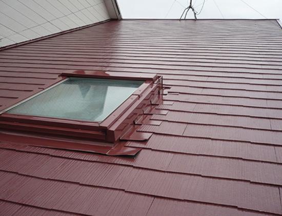 一宮市M様邸 屋根塗装工事