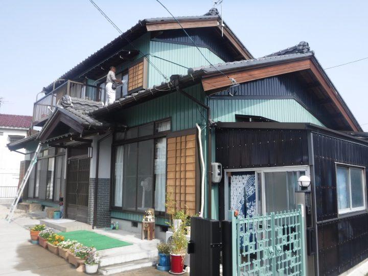 稲沢市 A様 塗装工事