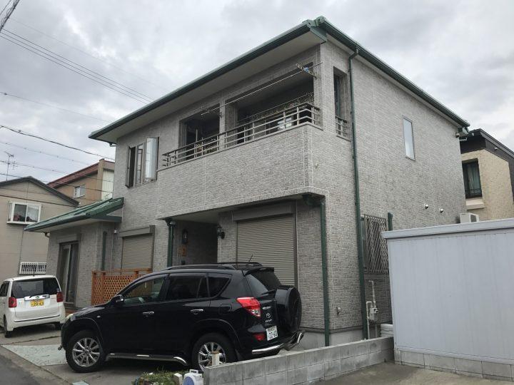 稲沢市 K様 塗装工事