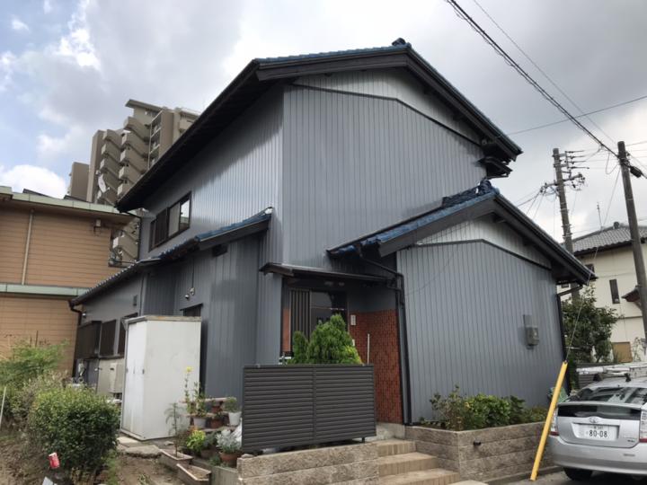 稲沢市 H様 塗装工事