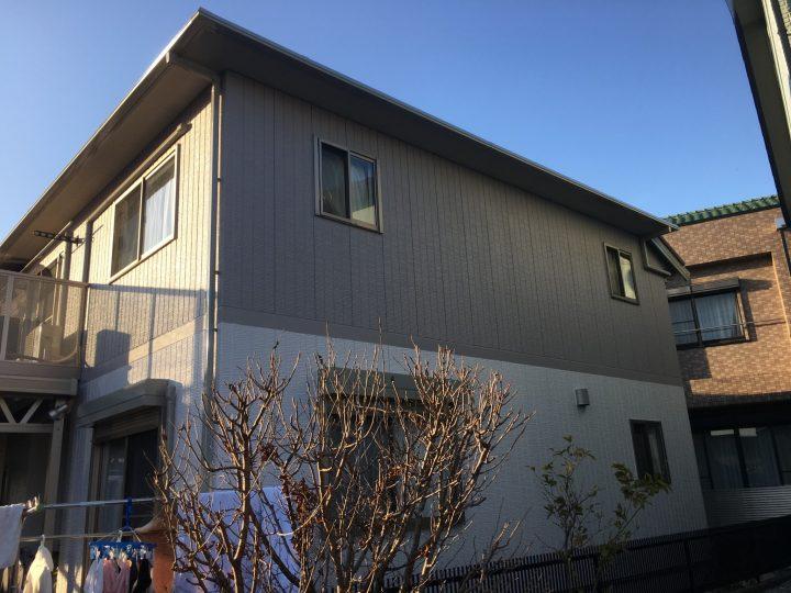 一宮市 O様 外壁塗装・屋根塗装工事
