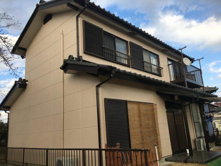 一宮市 G様 外壁塗装・屋根塗装工事