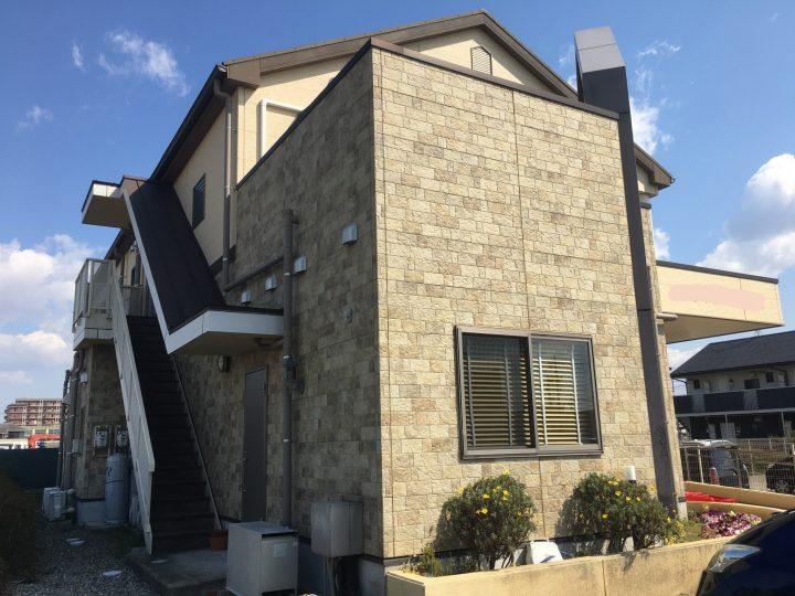 岩倉市 K様 外壁塗装・屋根塗装・防水工事