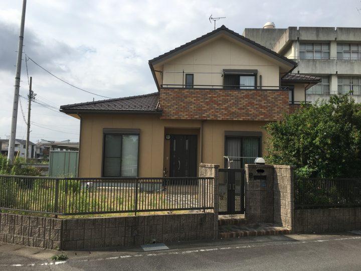 稲沢市 T様 外壁塗装・防水工事