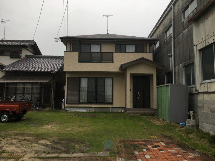 稲沢市 H様 外壁塗装・屋根塗装工事