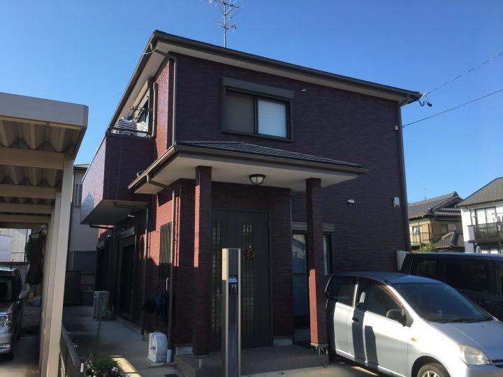 丹羽郡 S様 外壁塗装・屋根塗装工事