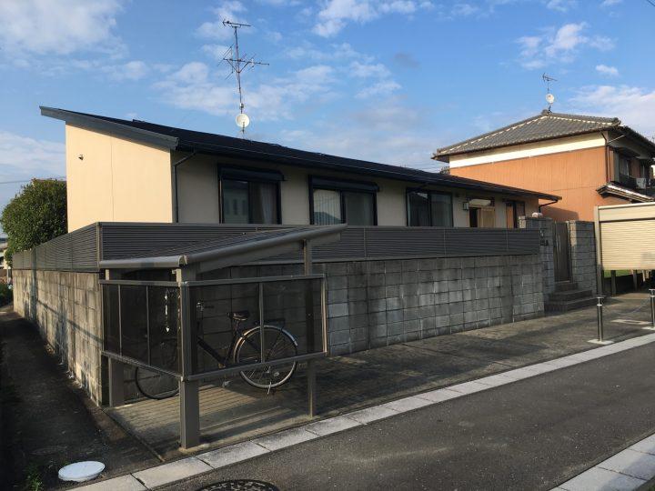 稲沢市 T様 外壁塗装工事