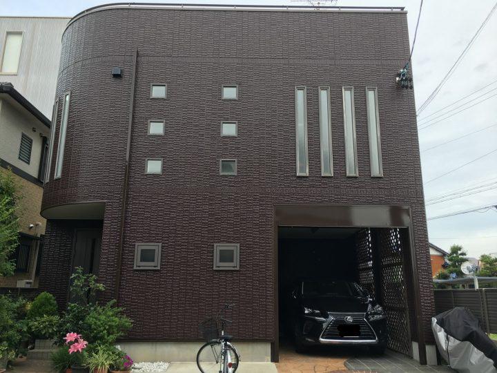 稲沢市 U様 外壁塗装・防水工事