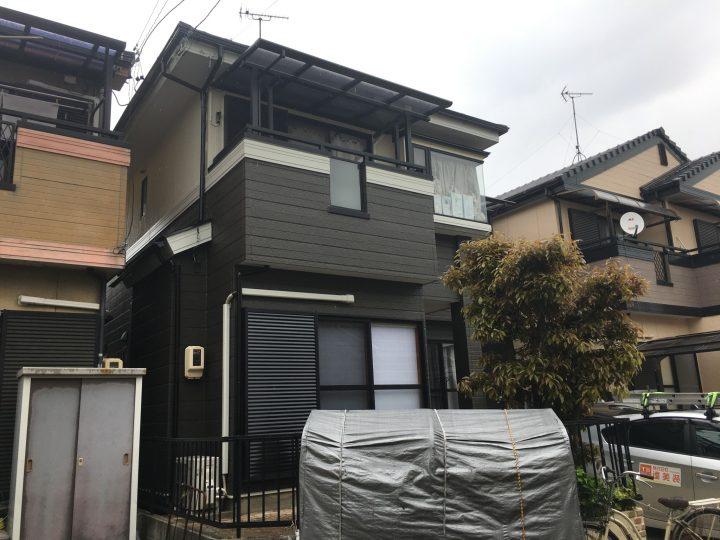 一宮市 W様 外壁塗装・屋根塗装・防水工事☆彡