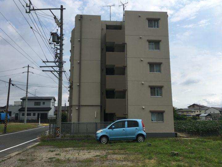稲沢市 Tマンション様 外壁塗装・防水工事
