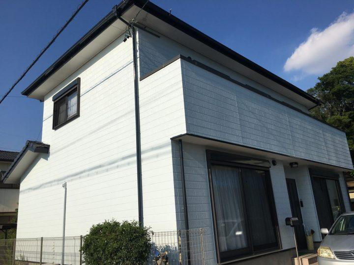 一宮市 S様 外壁塗装・防水工事☆彡