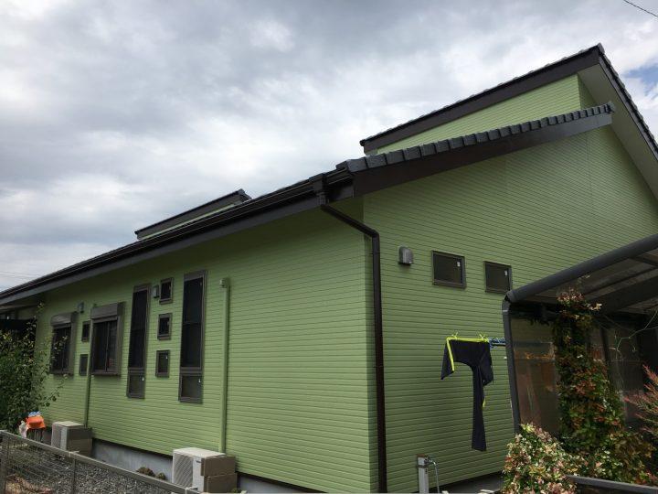 一宮市 I様 外壁塗装・屋根塗装工事☆彡