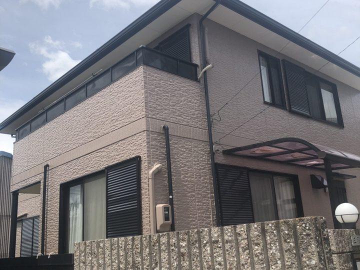 丹羽郡 M様 外壁塗装工事☆彡