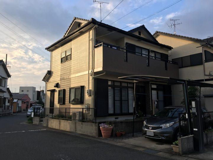 稲沢市 W様 外壁塗装・屋根塗装工事