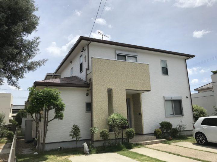 江南市 O様 外壁塗装・屋根塗装工事☆彡