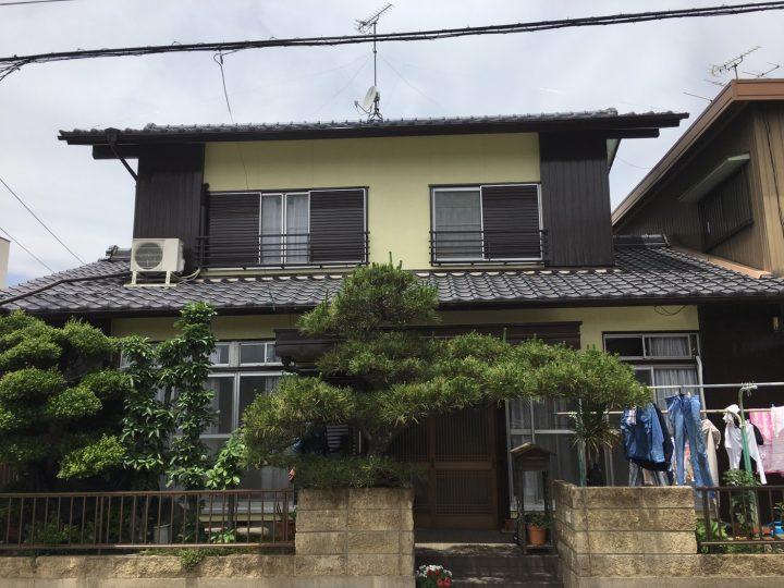一宮市 M様 外壁塗装・屋根塗装工事☆彡
