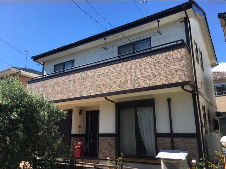 稲沢市 T様 外壁塗装・防水工事☆彡