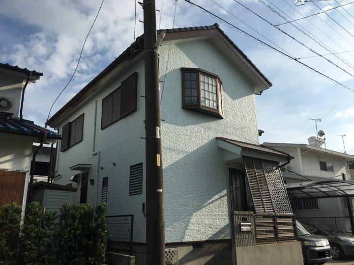 一宮市 S様 外壁塗装・屋根塗装工事☆彡