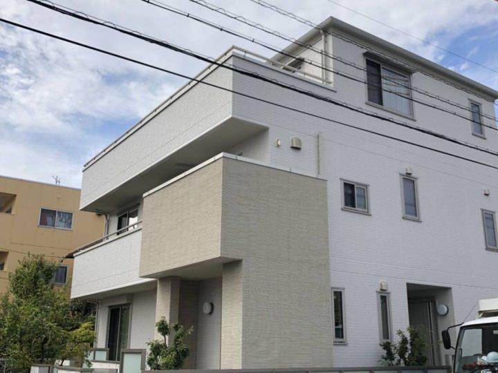 一宮市 O様 外壁塗装・屋根塗装・防水工事☆彡