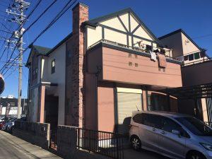 一宮市 S様 外壁塗装・屋根塗装工事