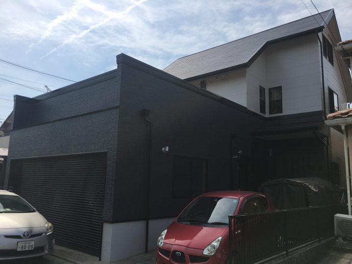 春日井市 F様 外壁塗装・屋根塗装・防水工事