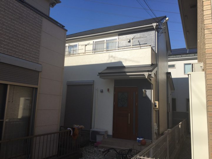 北名古屋市 F様 外壁塗装・屋根塗装