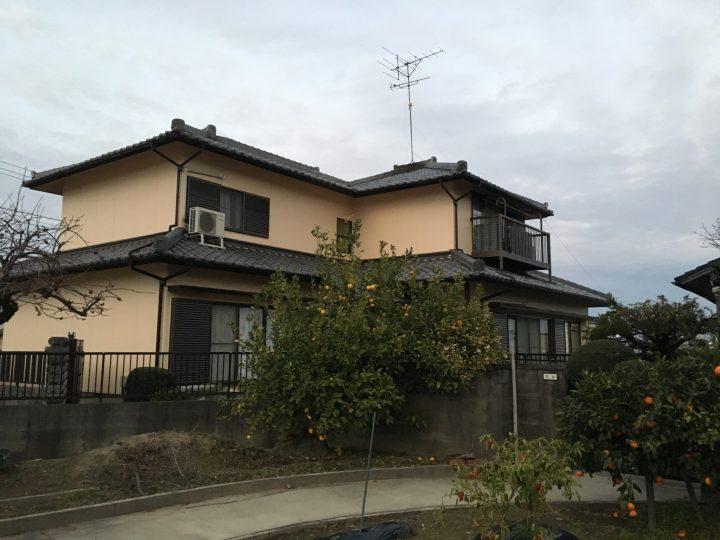 稲沢市 M様 外壁塗装・屋根塗装