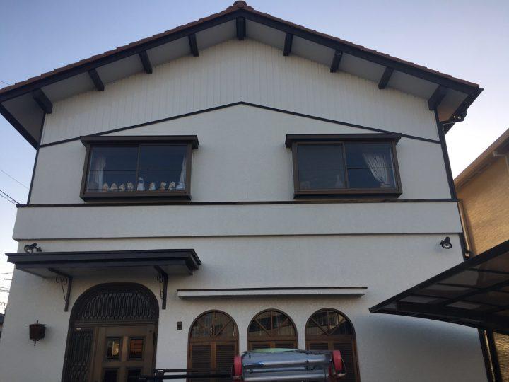 江南市 N様 外壁塗装・屋根塗装