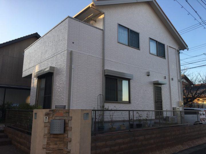 一宮市 A様 外壁塗装・屋根塗装・防水工事