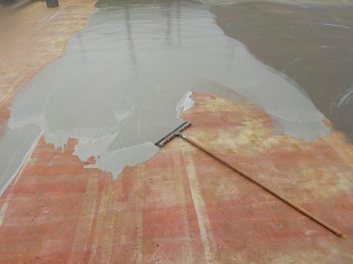 屋上防水工事②