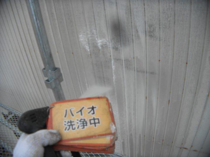 バイオ洗浄