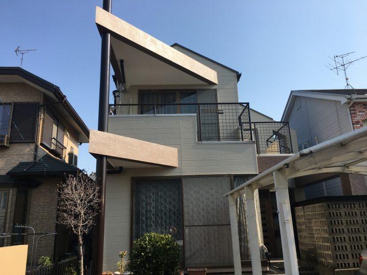 岩倉市 K様 外壁塗装・屋根塗装