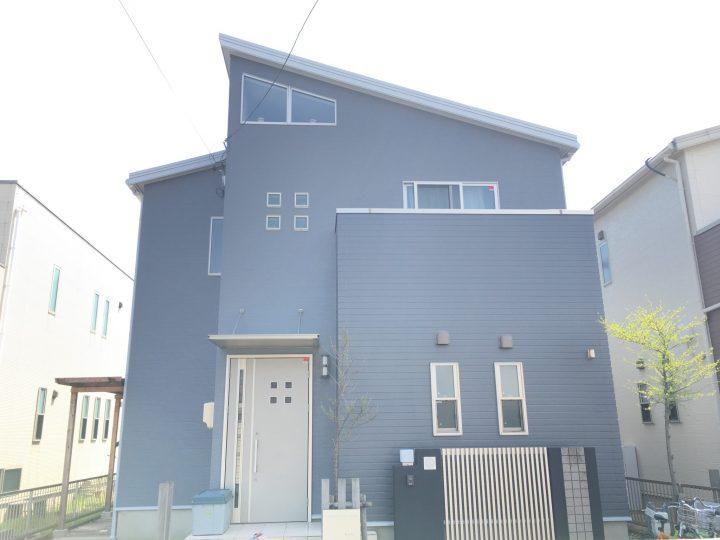稲沢市 S様 外壁塗装・屋根塗装・防水工事