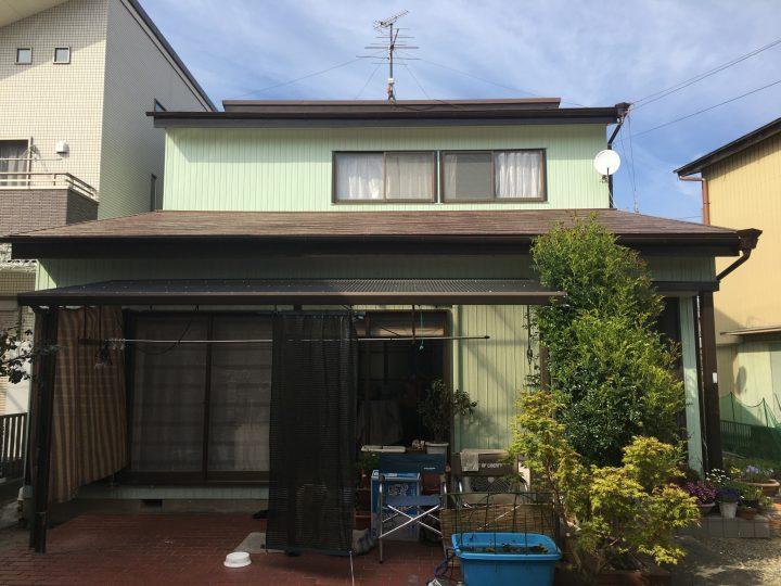 丹羽郡 I様 外壁塗装・屋根塗装