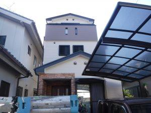 名古屋市 M様 外壁塗装・屋根塗装工事
