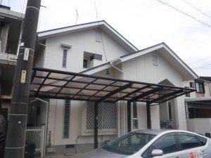 春日井市 S様 外壁塗装・屋根塗装工事