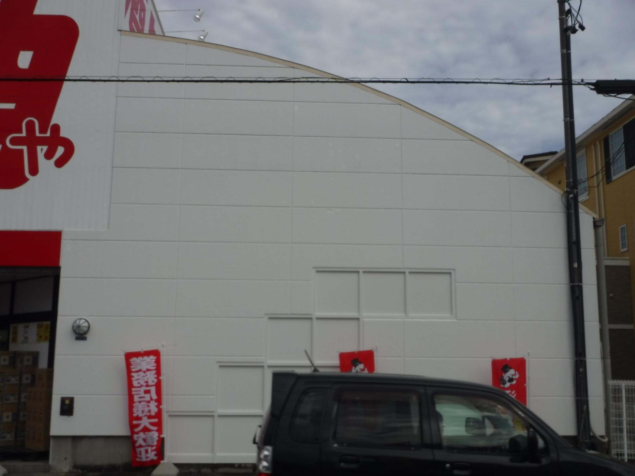 一宮市 S店舗様 外壁塗装・屋根塗装・防水工事