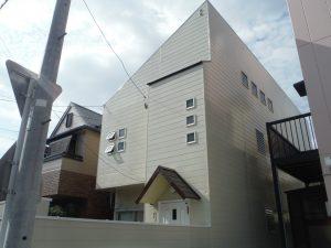 名古屋市 М様邸 外壁塗装工事