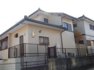 名古屋市 Y様邸 外壁塗装工事