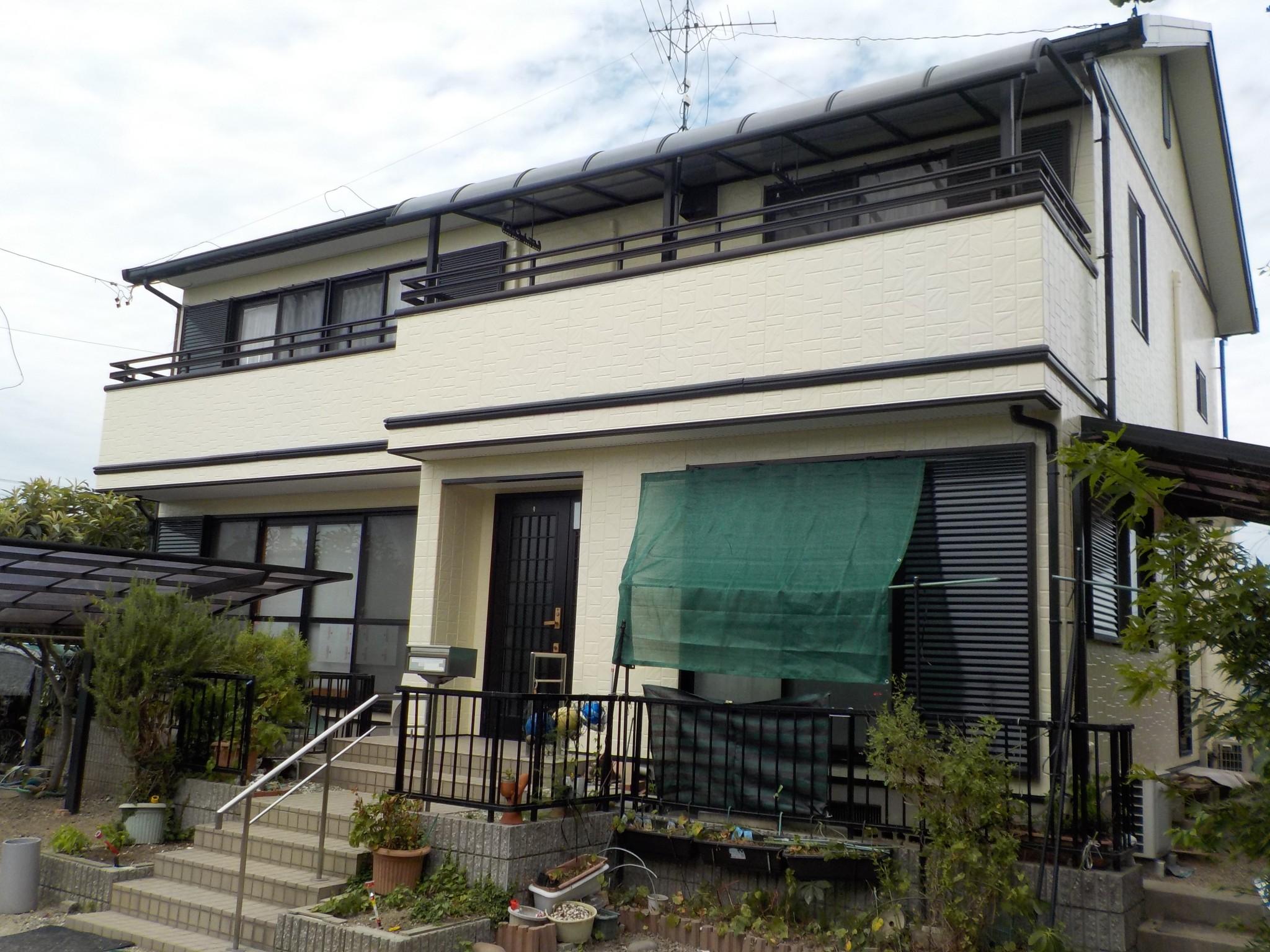 稲沢市 M様 外壁塗装工事