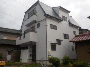 岩倉市 S様 外壁塗装工事